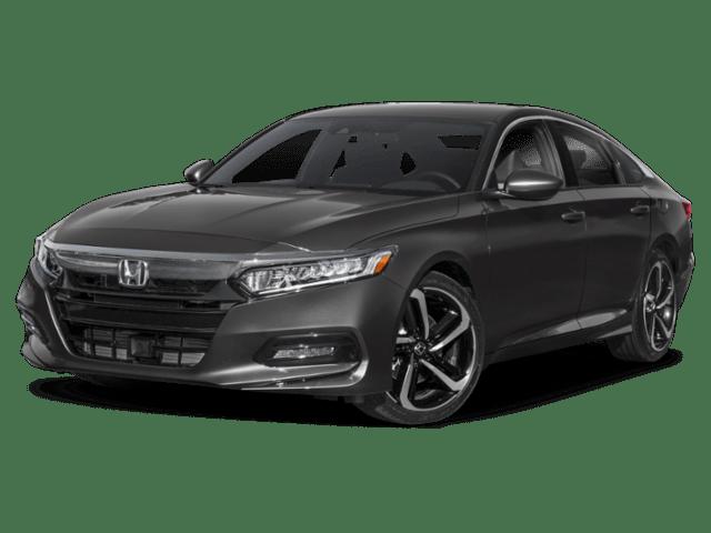 2019 Honda Accord in charcoal