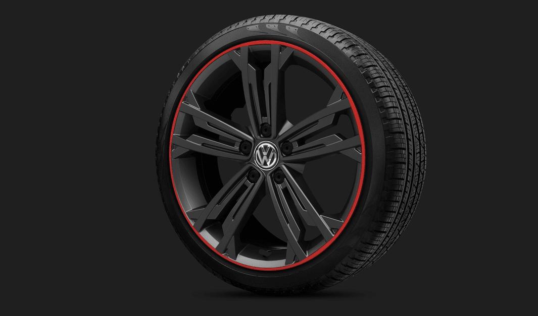 2019 Volkswagen Jetta GTI Wheel