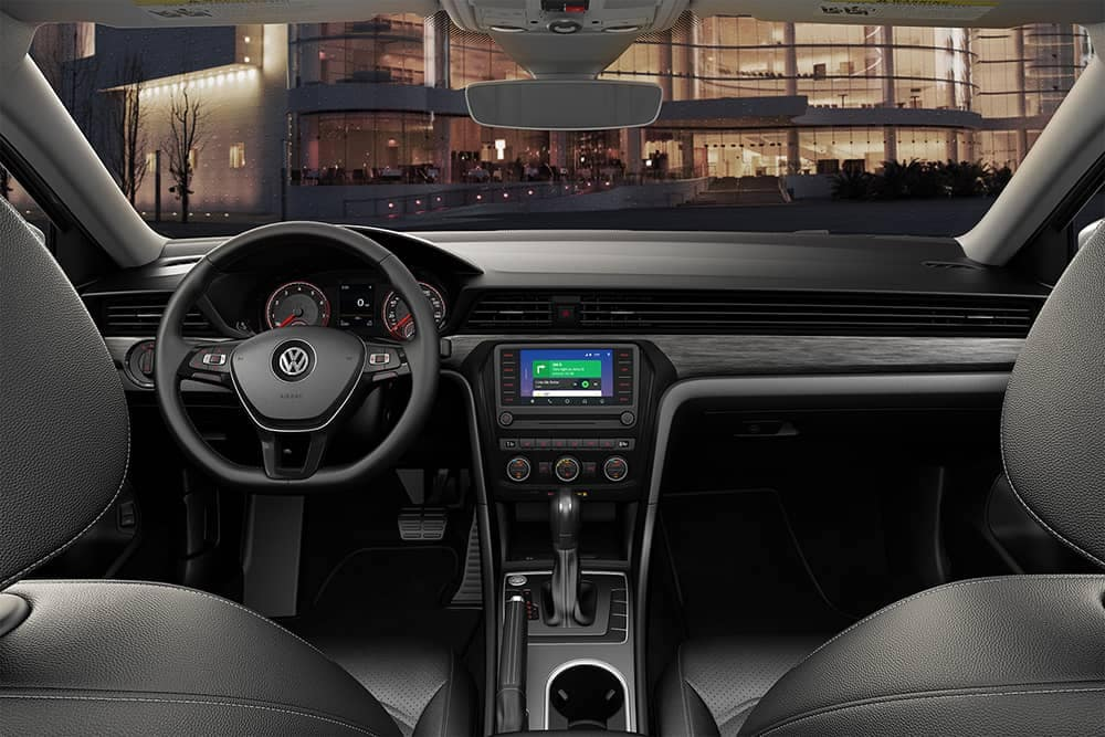 2020 VW Passat Dash
