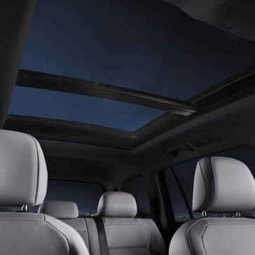 2020 VW Tiguan Sunroof