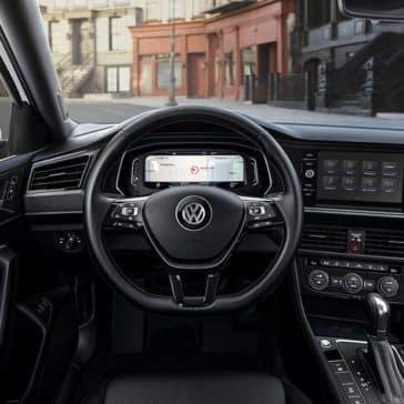 2020 VW Jetta Dash
