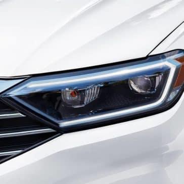 2020 VW Jetta Headlight