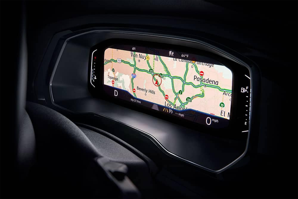 2020 VW Jetta Navigation
