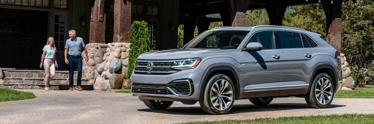 2020 Volkswagen Atlas Cross Sport hero image