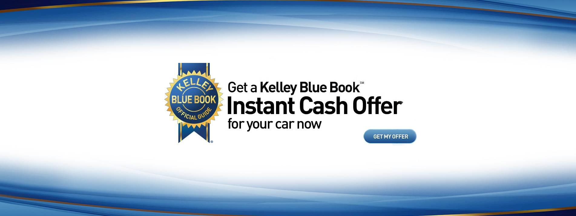 Kelley blue book banner