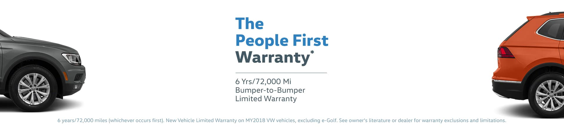 Autobarn VW Mt. Prospect People's First Warranty