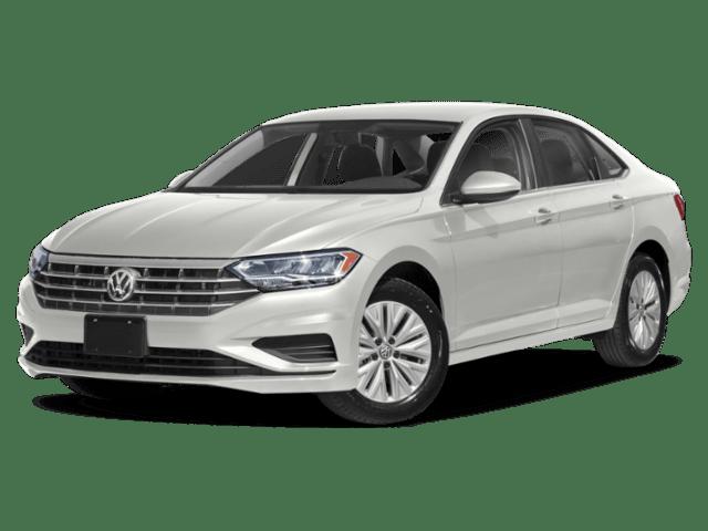 2019 Volkswagen Jetta in white
