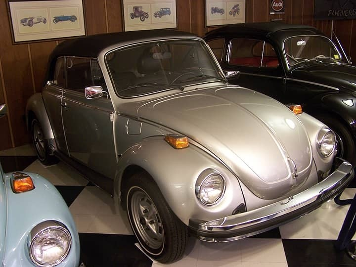 1979 BEETLE CABRIOLET