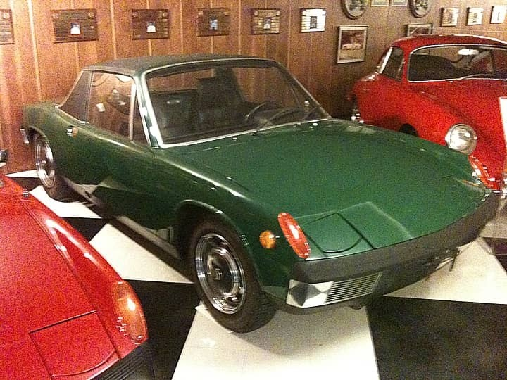 COLLECTIBLE PORSCHE 914-6