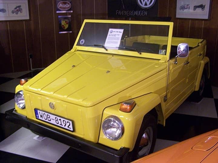 1974 VW THING