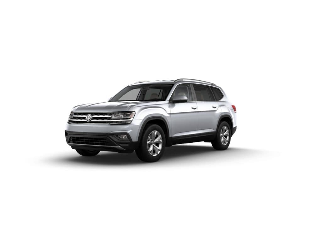 New 2019 Volkswagen Atlas 3.6L V6 S 4MOTION AWD