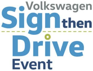 Volkswagen Sign Then Drive Event at Autohaus Lancaster VW!
