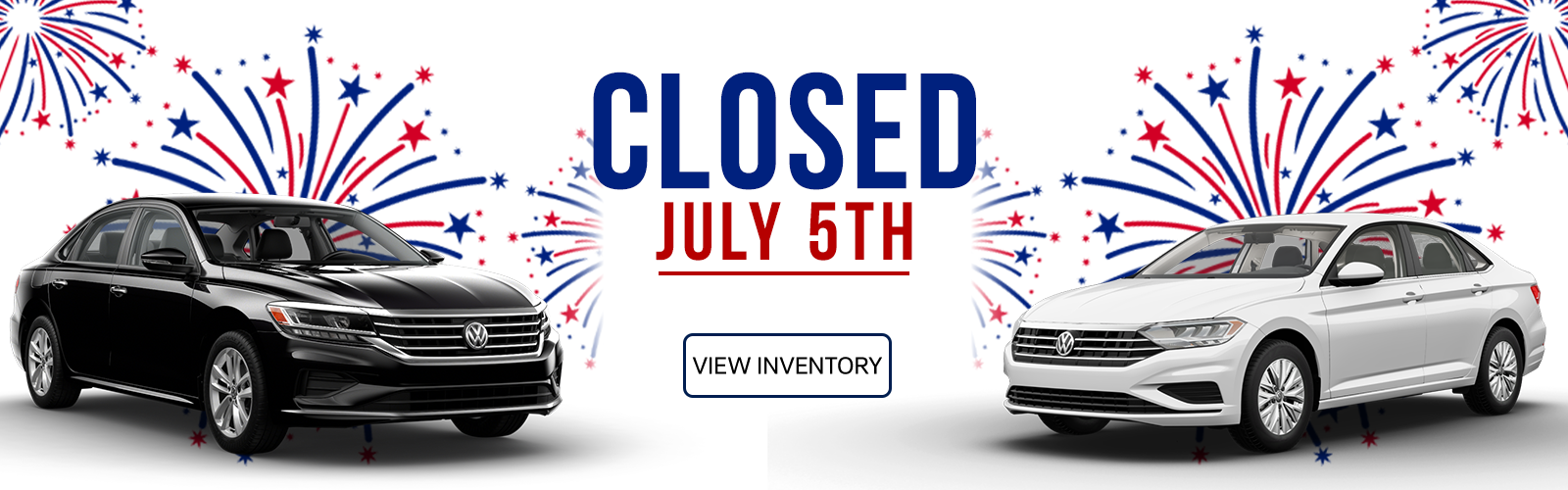 JULY 5TH CLOSED