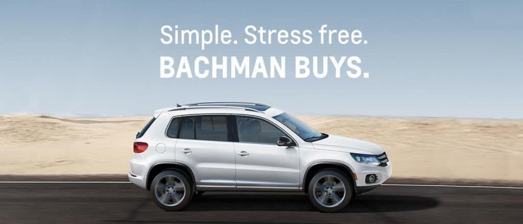 Bachman Buys Used Cars
