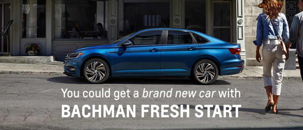 Bachman Volkswagen Fresh Start