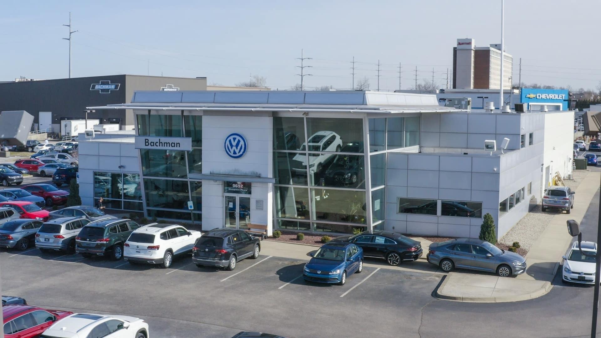 Bachman VW Storefront