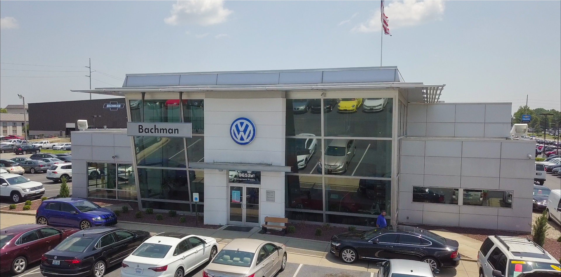 Welcome to Bachman Volkswagen
