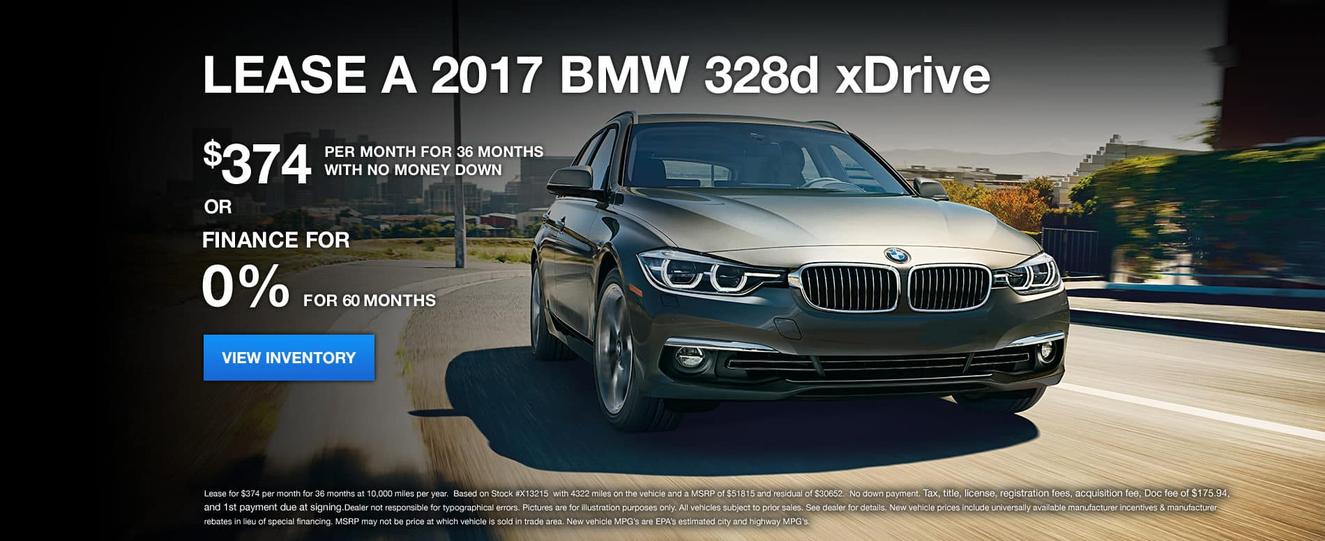 328xi January Offer Bill Jacobs BMW