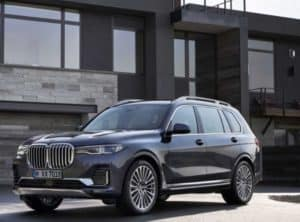 2021 BMW X7 Bill Jacobs BMW