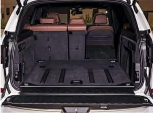 BMW X5 Passenger and Cargo Capacity in Naperville