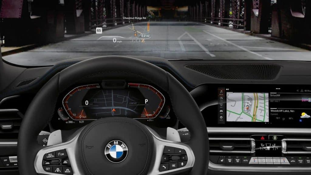 Bill Jacobs BMW 2021 3 Series Driver's Assistance Technology