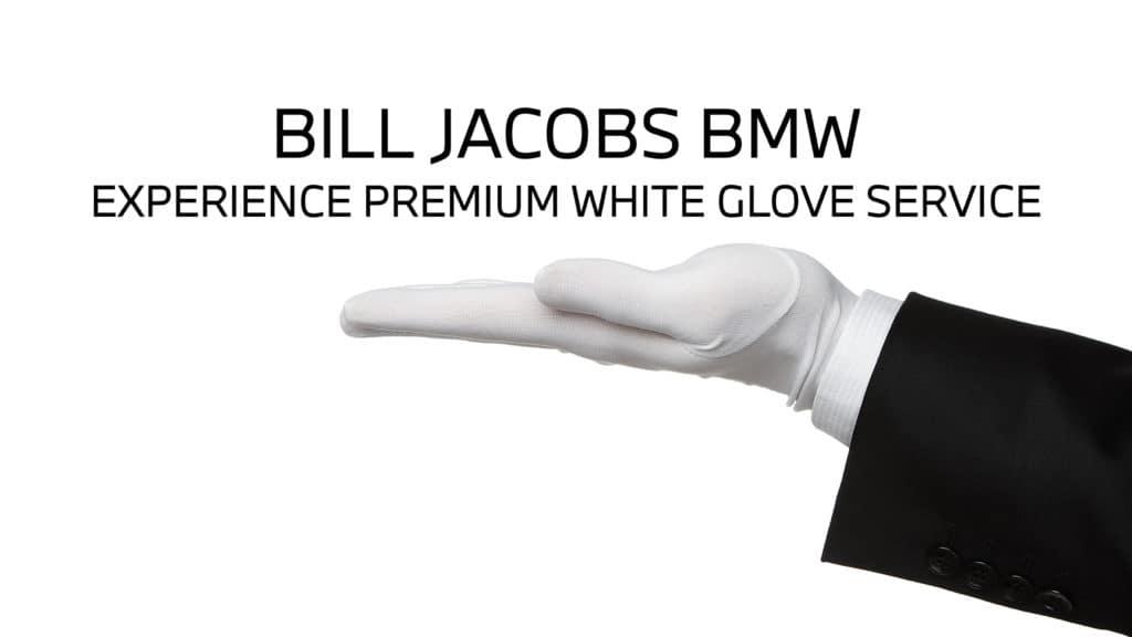 Bill Jacobs BMW White Glove Concierge