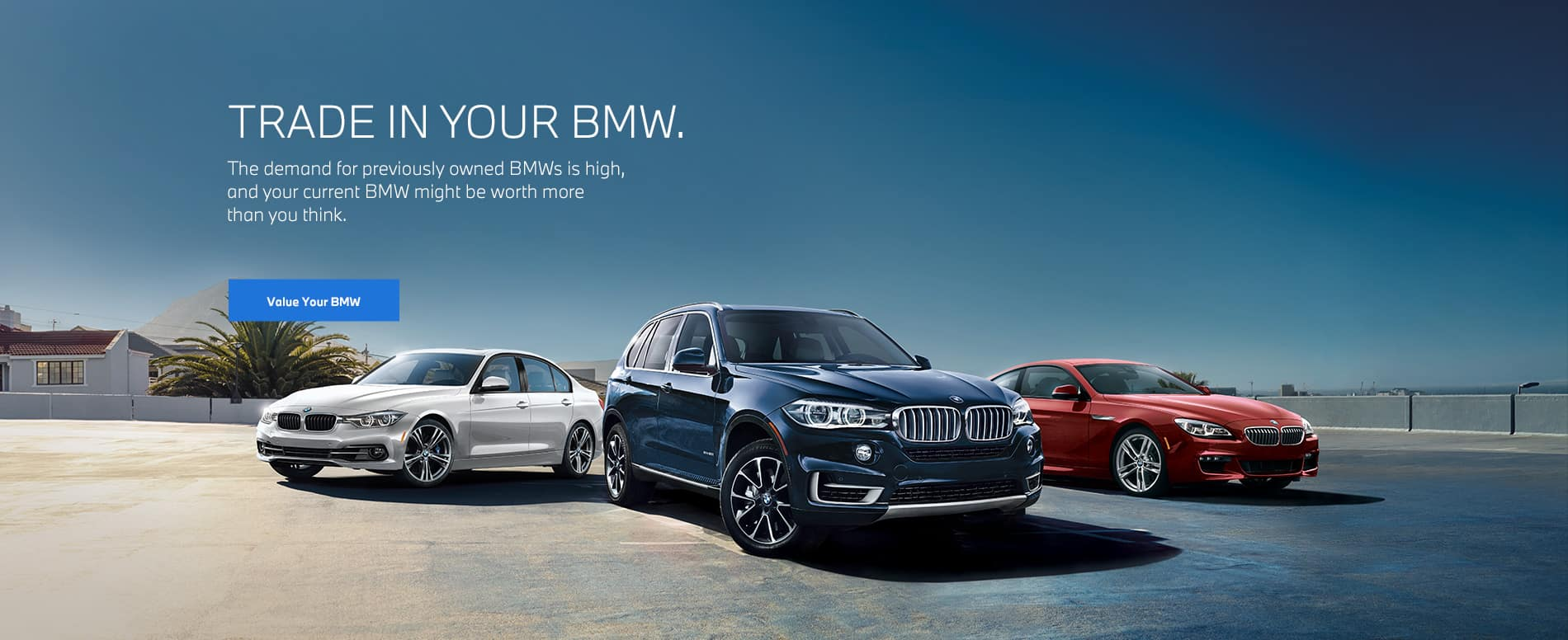 Sell Us Your BMW