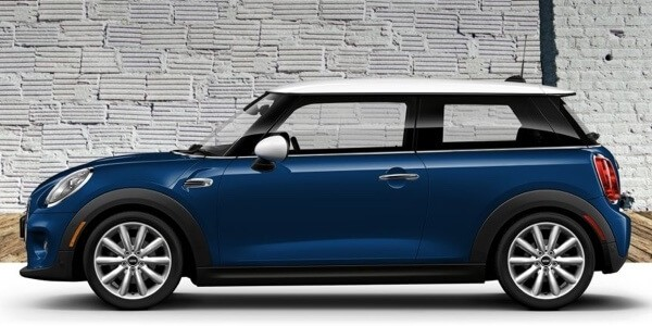 MINI Hardtop 2 Door Exterior Side View