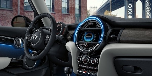 MINI Hardtop 2 Door Interior Features Available
