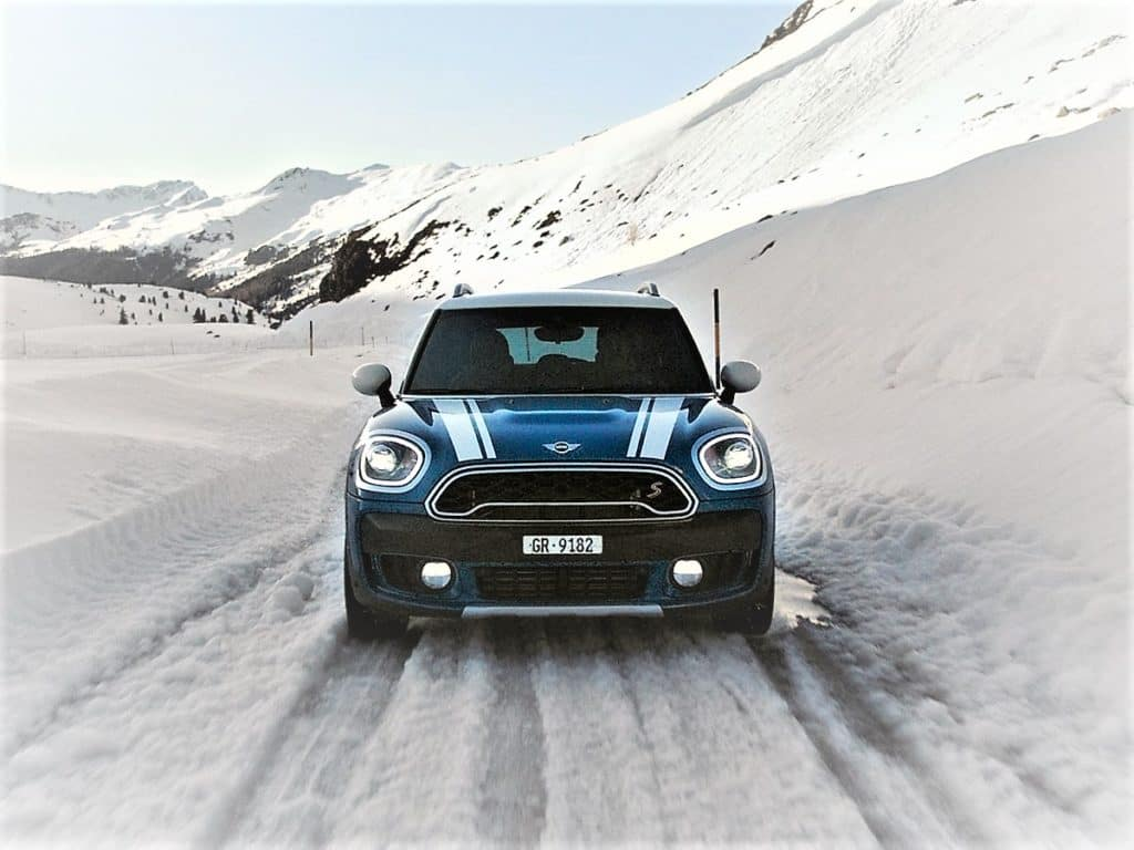 Lease a new 2020 MINI Cooper S Countryman ALL4 for $359/month for 36 months with $2,999 cash due at signing.