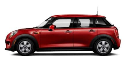 2021 MINI Cooper 4 Door