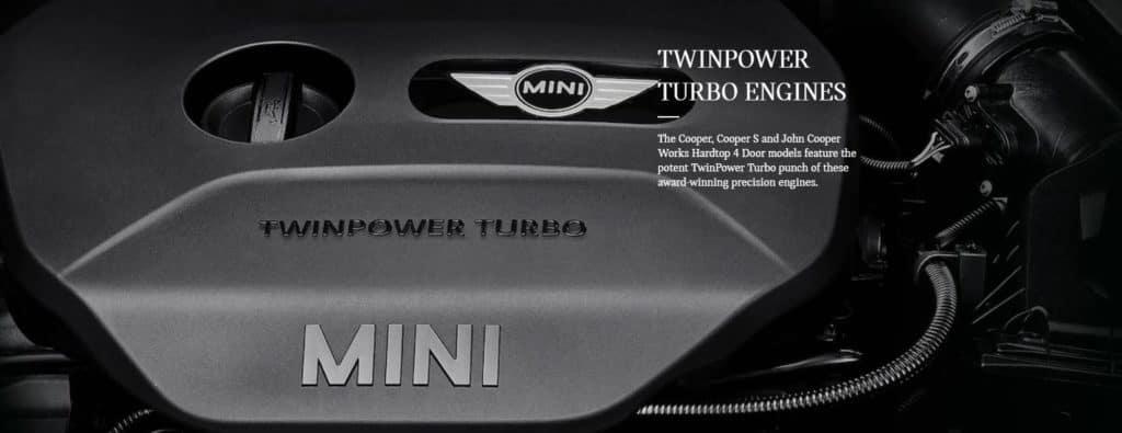2021 MINI Hardtop 4 Door Engine