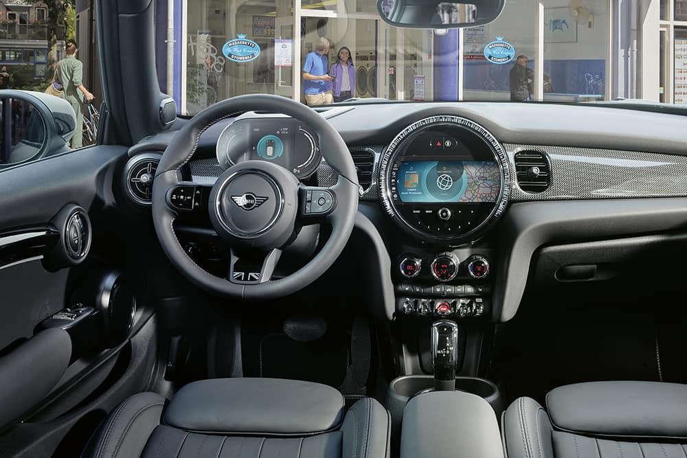 2022 MINI Convertible Interior