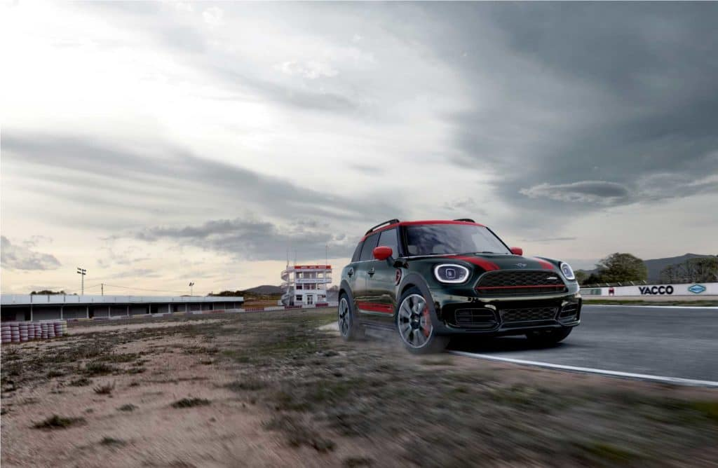 UP TO $2,000 OFF SELECT NEW 2021 MINI COUNTRYMAN MODELS