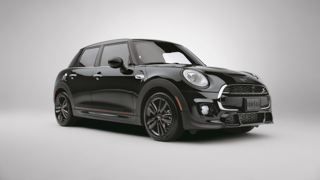 UP TO $1,500 OFF SELECT NEW 2021 MINI HARDTOP 4 DOOR MODELS