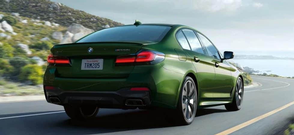 2021 BMW 5 Series El Cajon