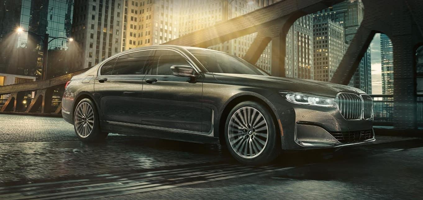 2021 BMW 7 Series El Cajon