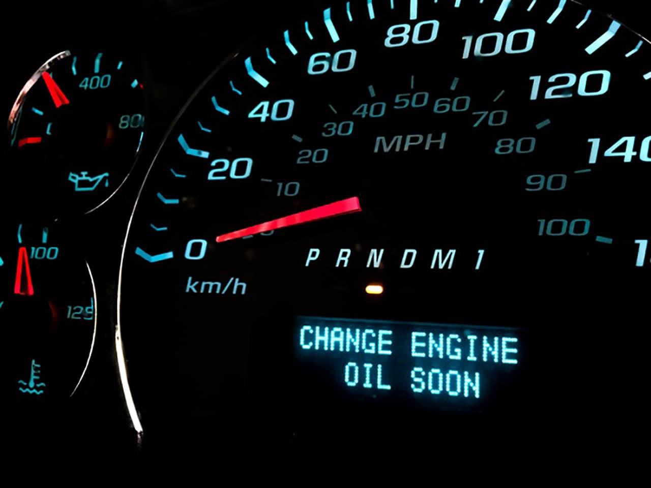 BMW Oil Change near San Diego