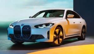 BMW electric vehicles