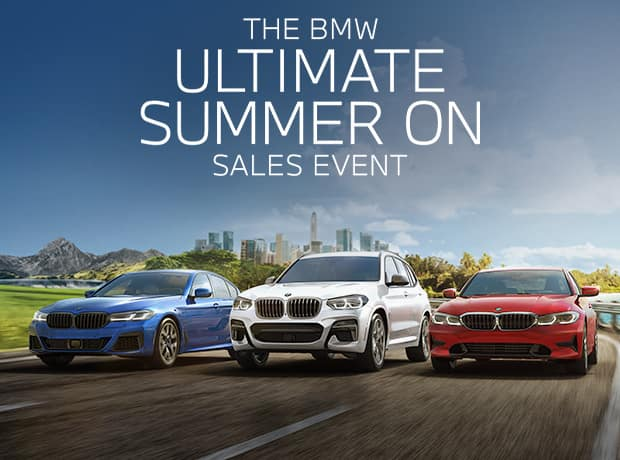 Ultimate Summer On Sales Event