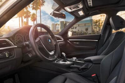 2018 BMW 3 Series Interior