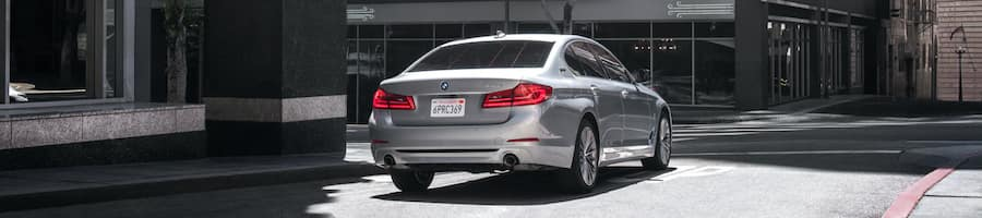 2018 Glacier Silver Metallic 5 Series