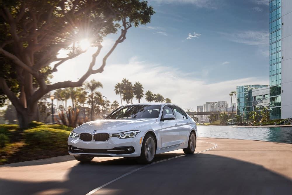 2018 BMW Series 3