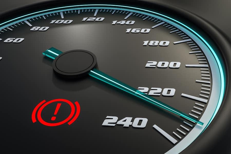 Brake Dashboard Warning Light