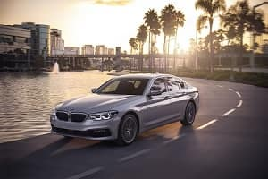 2018 BMW Series 5