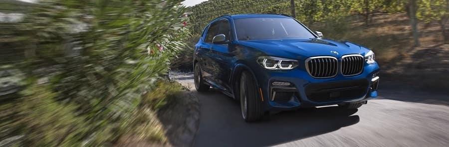 2018 BMWX3