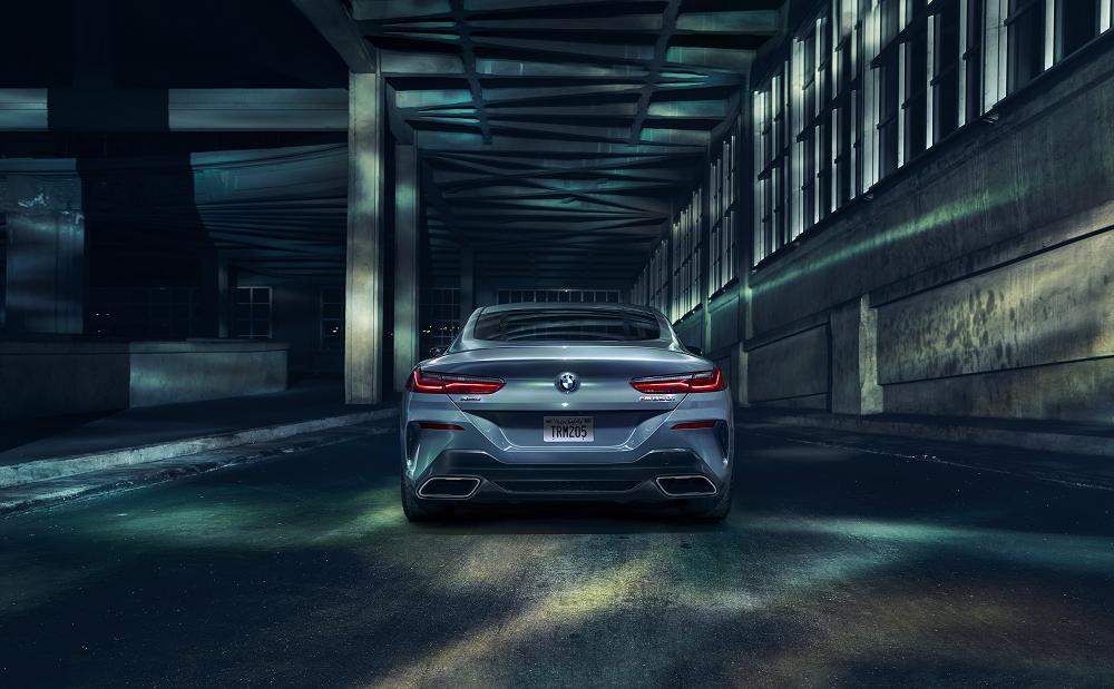 BMW 8 Series Performance