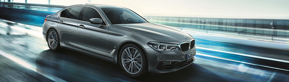 2019 BMW 5 Series Lease Offers