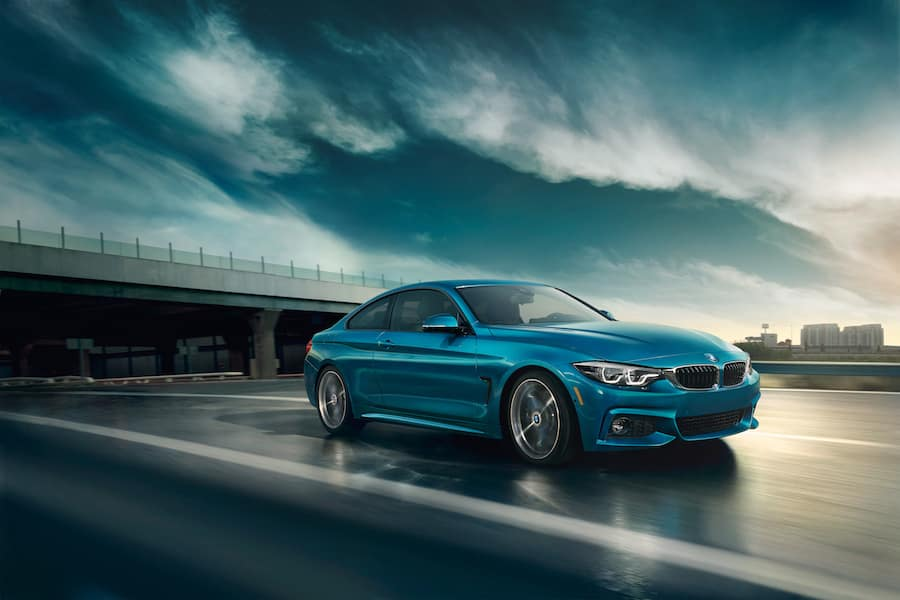 BMW 4 Series Maintenance Schedule