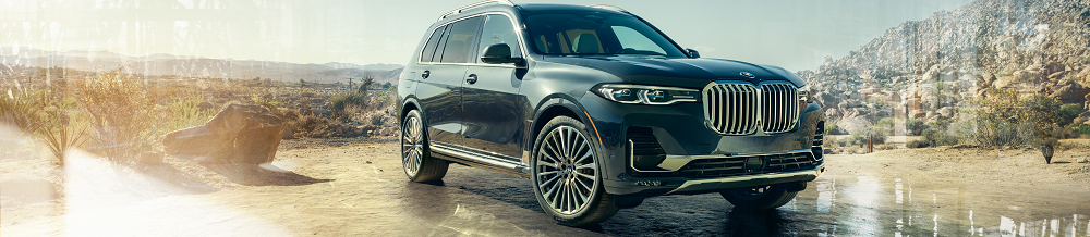 2019 BMW X7 Lease Offers